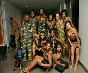 Sangea African Performance Group