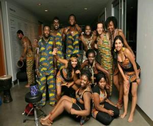 Sangea African Performance Group